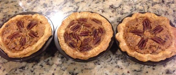 Chocolate Coconut Pecan Pie | honey and dates