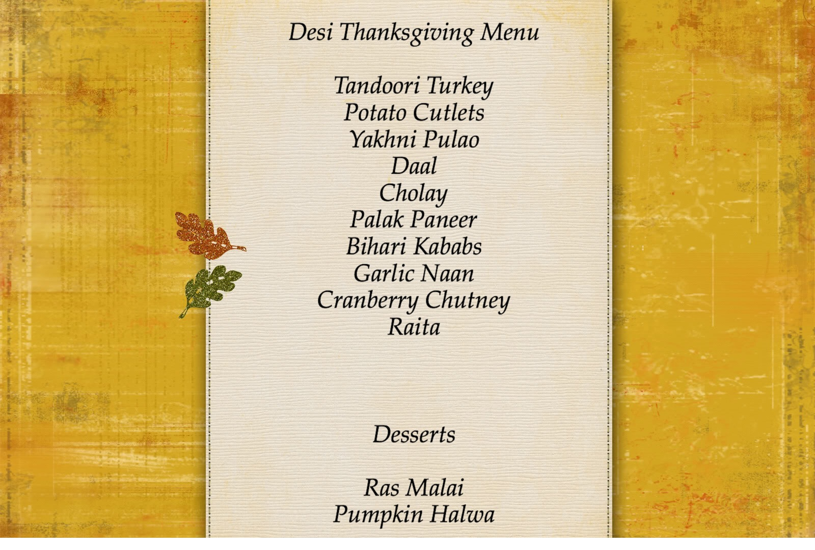 thanksgiving dates of 2012